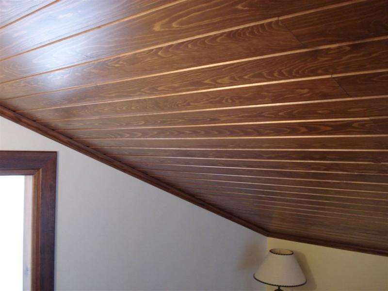 Carpinter a t rtola vigas y techos - Estructuras de madera para techos ...