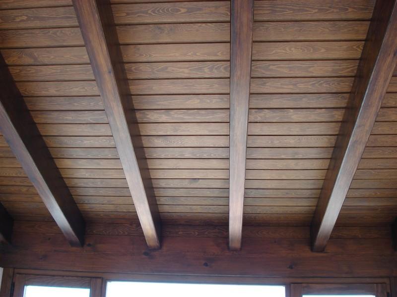 Vigas de madera para techos precios decore su negocio con - Techos de madera precios ...